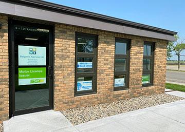 Balgonie Agencies office